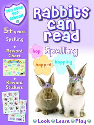 Rabbits Can Read - Spelling (BOK)