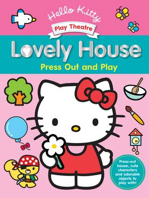 Hello Kitty Play Theatre Lovely House (BOK)