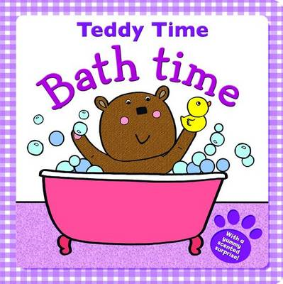 Bathtime Bear (BOK)