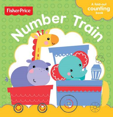 Fisher-Price Number Train (BOK)