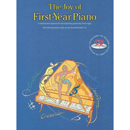 The Joy of First-Year Piano (BOK)