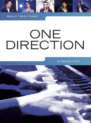Really Easy Piano: One Direction (BOK)