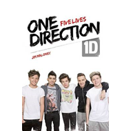 One Direction: Five Lives (BOK)