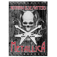 Metallica Nothing Else Matters (BOK)