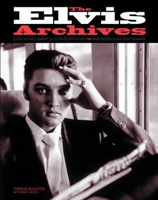 Elvis Archives (BOK)