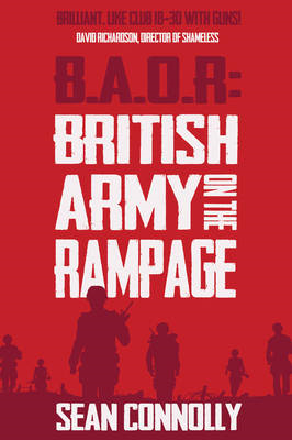 British Army on the Rampage (B.A.O.R.) (BOK)