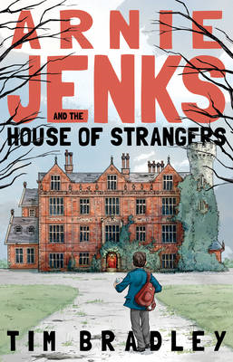 Arnie Jenks and the House of Strangers (BOK)