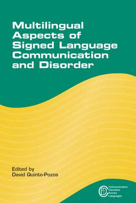 Multilingual Aspects of Signed Language Communication and Di (BOK)