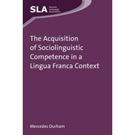 Acquisition of Sociolinguistic Competence in a Lingua Franca (BOK)