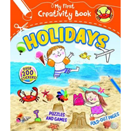 My First Creativity Book - Holidays (BOK)