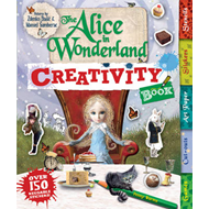 Alice in Wonderland Creativity Book (BOK)