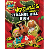 Mitchell's Guide to Strange Hill High (BOK)