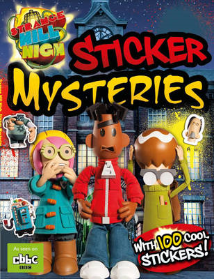 Strange Hill Sticker Mysteries (BOK)