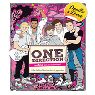 Doodle and Draw Heartthrobs: One Direction (BOK)