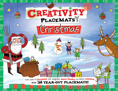 Creativity Placemats Christmas (BOK)