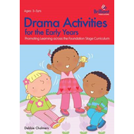 Drama Activities for the Early Years (BOK)