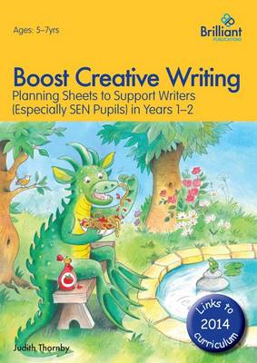 Boost Creative Writing for 5-7 Year Olds (BOK)
