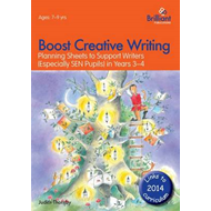 Boost Creative Writing for 7-9 Year Olds (BOK)