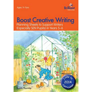 Boost Creative Writing for 9-11 Year Olds (BOK)