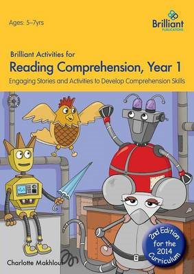 Brilliant Activities for Reading Comprehension, Year 1 (2nd (BOK)