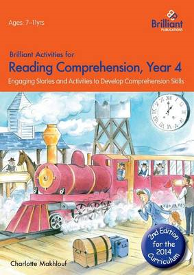 Brilliant Activities for Reading Comprehension, Year 4 (2nd (BOK)