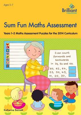 Sum Fun Maths Assessment for 5-7 Year Olds (BOK)