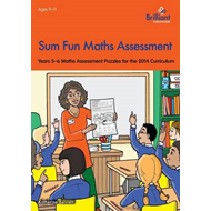 Sum Fun Maths Assessment for 9-11 year olds (BOK)
