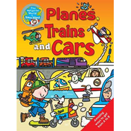 Planes, Trains and Cars (BOK)
