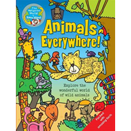 Animals Everywhere (BOK)