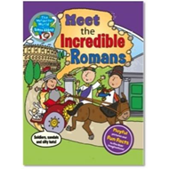 Meet the Incredible Romans (BOK)