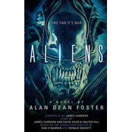 Aliens: The Official Movie Novelization (BOK)