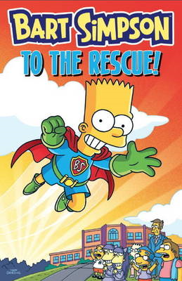 Bart Simpson - to the Rescue (BOK)