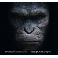 Rise of the Planet of the Apes and Dawn of Planet of the Ape (BOK)