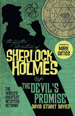 Further Adventures of Sherlock Holmes - The Devil's Promise (BOK)