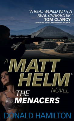 Matt Helm - the Menacers (BOK)