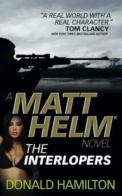 Matt Helm - The Interlopers (BOK)