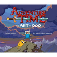 Adventure Time - The Art of Ooo (BOK)