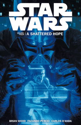 Star Wars - A Shattered Hope (BOK)