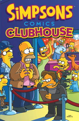 Simpsons - Comics Clubhouse (BOK)