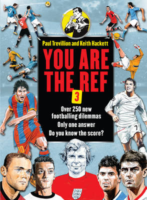 You are the Ref 3 (BOK)