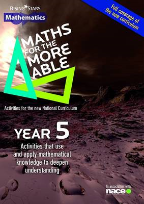 Maths for the More Able (BOK)