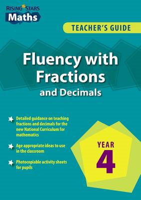 Fluency with Fractions Year 4 (BOK)