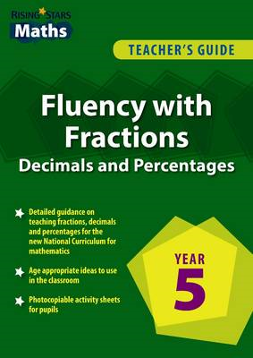 Fluency with Fractions Year 5 (BOK)