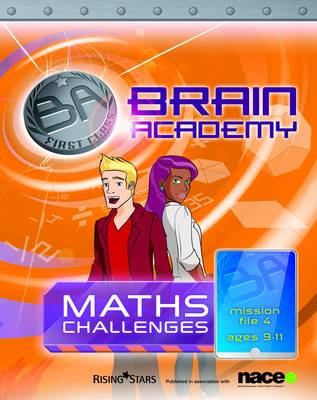 Brain Academy First Class Maths File 4 (BOK)