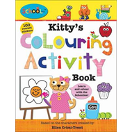 Kitty's Colouring Activity Book (BOK)
