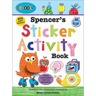 Spencer's Sticker Activity Book (BOK)