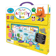Schoolies My Fun Activity Box (BOK)