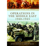 Operations in North Africa and the Middle East 1939-1942 (BOK)