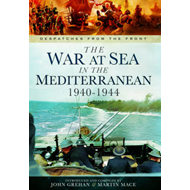 War at Sea in the Mediterranean 1940-1944 (BOK)