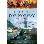 Battle for Norway 1940 - 1942 (BOK)